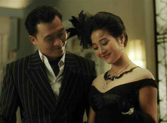 Karen Nguyễn 'người tình vua Bảo Đại' ngoài đời rất gợi cảm - ảnh 5