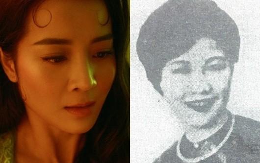 Karen Nguyễn 'người tình vua Bảo Đại' ngoài đời rất gợi cảm - ảnh 6