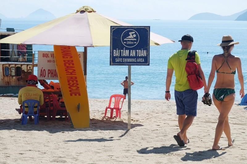 Miễn phí áo phao tắm biển Nha Trang - ảnh 2