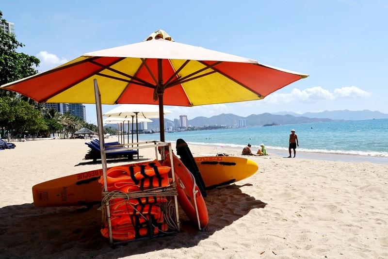 Miễn phí áo phao tắm biển Nha Trang - ảnh 5