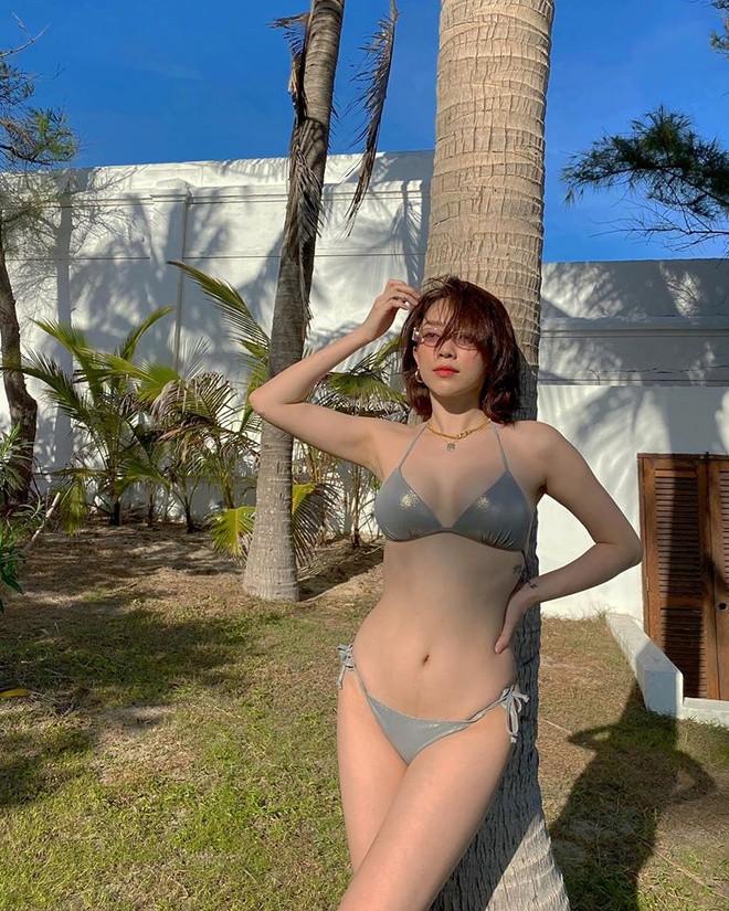 Sao Việt khoe dáng bikini mùa hè quyến rũ, gợi cảm  - ảnh 2
