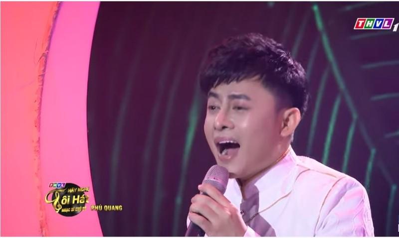 Nghe Henry Ngọc Thạch hát Mẹ, MC Quỳnh Hoa bật khóc - ảnh 1