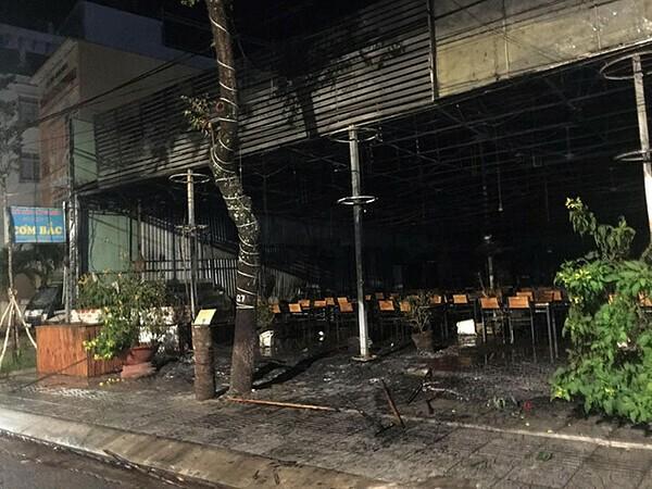 Nhà hàng Nguyên Khang bốc cháy, Andrea và Quỳnh Hoa tái xuất - ảnh 3