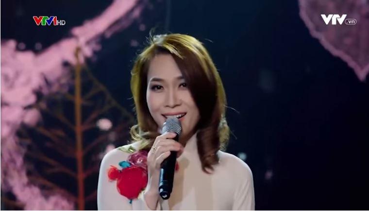 Mỹ Tâm hát 'Có phải em mùa thu Hà Nội' Trần Quang Lộc - ảnh 1