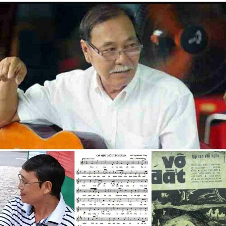 Nhà thơ Nguyễn Thái Dương nhắc nhớ nhạc sĩ Trần Quang Lộc - ảnh 2