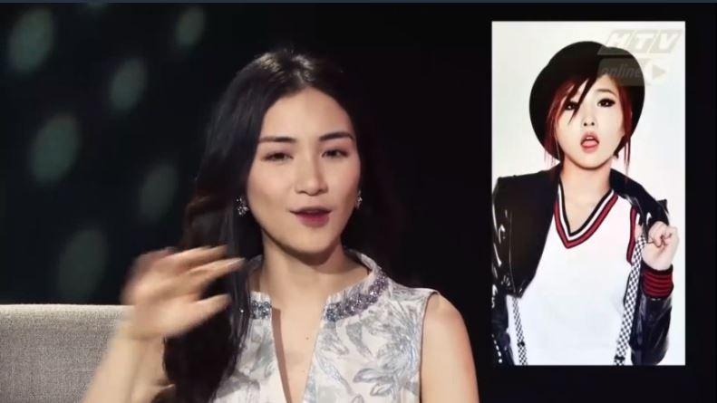 Hòa Minzy khoe dáng gợi cảm có hình xăm  - ảnh 4