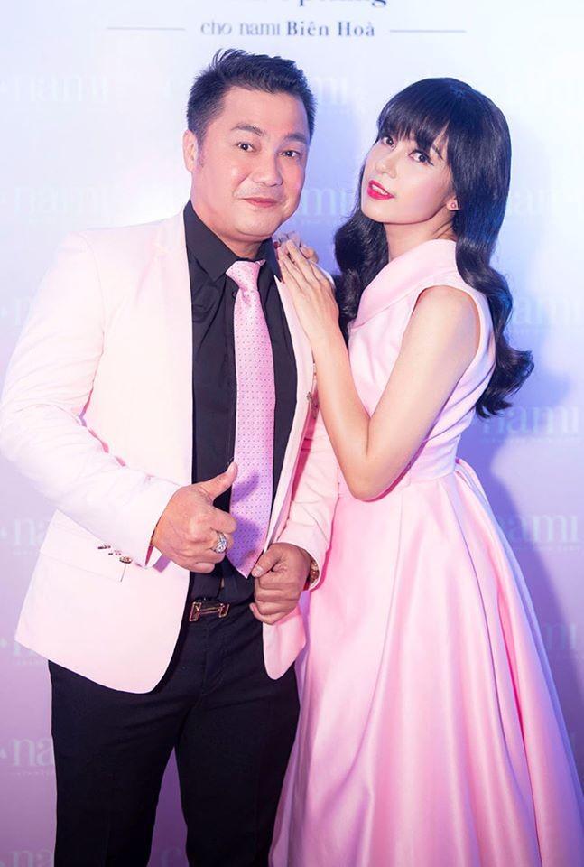 Việt Trinh, Lý Hùng cặp đôi màn ảnh hội ngộ - ảnh 1