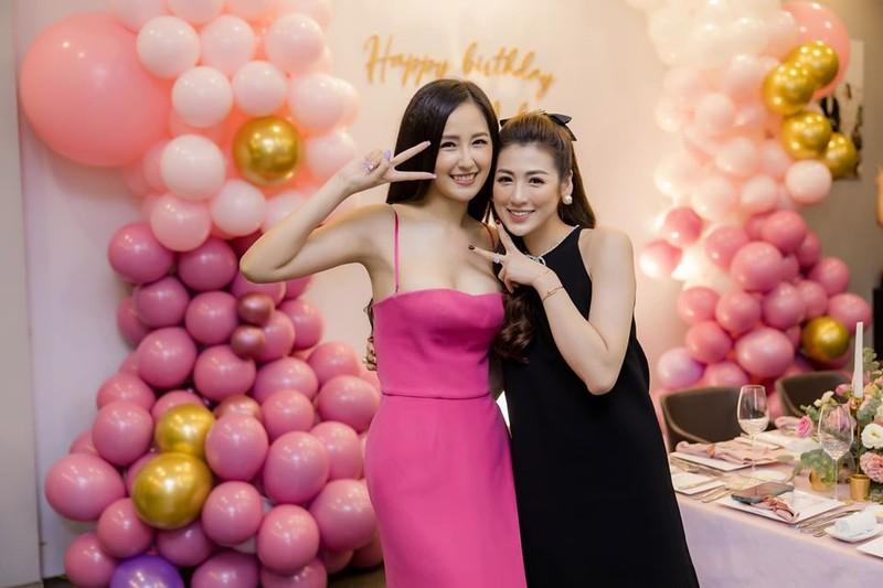 Mai Phương Thúy nổi bật nhất tại sinh nhật á hậu Tú Anh - ảnh 3