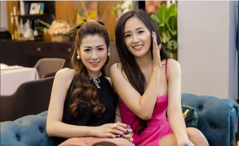 Mai Phương Thúy nổi bật nhất tại sinh nhật á hậu Tú Anh - ảnh 7