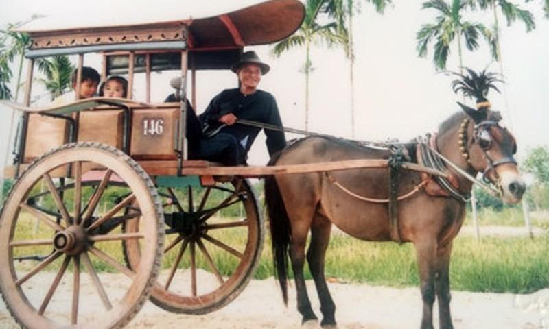 Nhắc đến xe ngựa là bụng dạ cồn cào nao nao… nhớ - ảnh 1