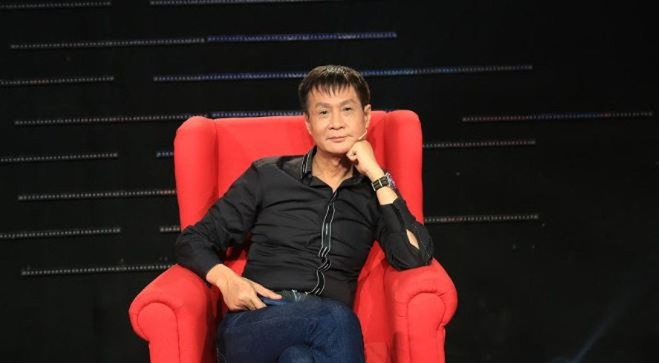 Quyền Linh bàn về hôn nhân hạnh phúc với đạo diễn Lê Hoàng  - ảnh 2