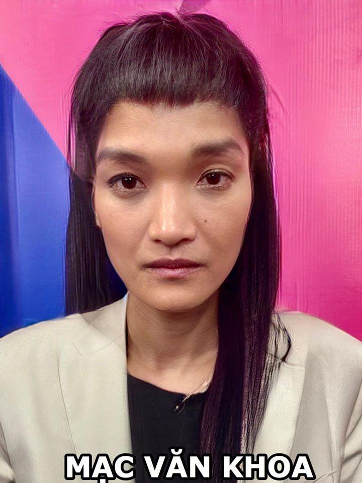 Trấn Thành dùng 'app chuyển giới' sao Việt vui nhộn - ảnh 15