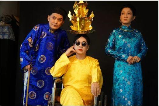 'Cậu Đồng' cùng Hữu Châu, Thành Lộc tái ngộ sau 23 năm  - ảnh 3