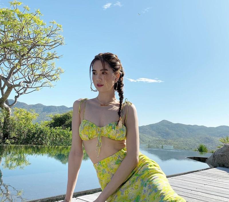 Mỹ nhân Việt khoe sắc vàng quyến rũ - ảnh 16