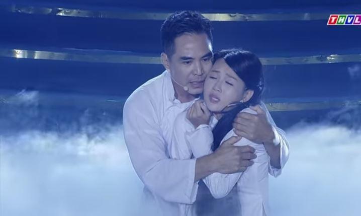 Trung Dũng hóa thân Điệp khiến ca sĩ Phi Nhung khóc - ảnh 3