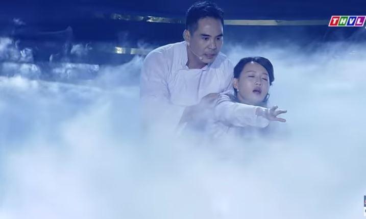 Trung Dũng hóa thân Điệp khiến ca sĩ Phi Nhung khóc - ảnh 5