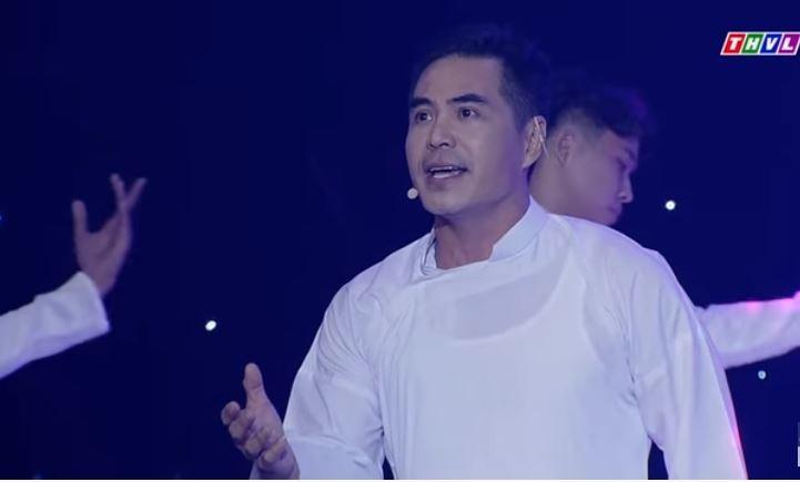 Trung Dũng hóa thân Điệp khiến ca sĩ Phi Nhung khóc - ảnh 1