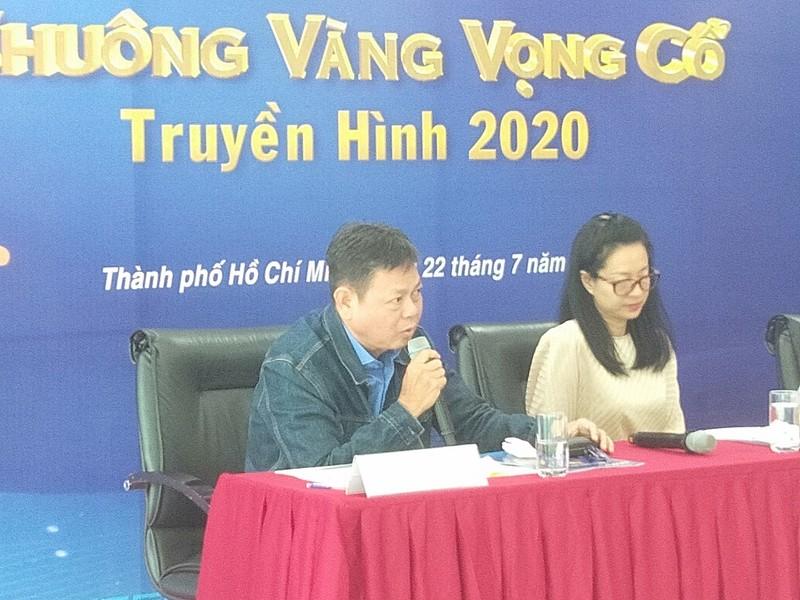 Tấn Beo làm MC chung kết Chuông vàng vọng cổ 2020  - ảnh 3