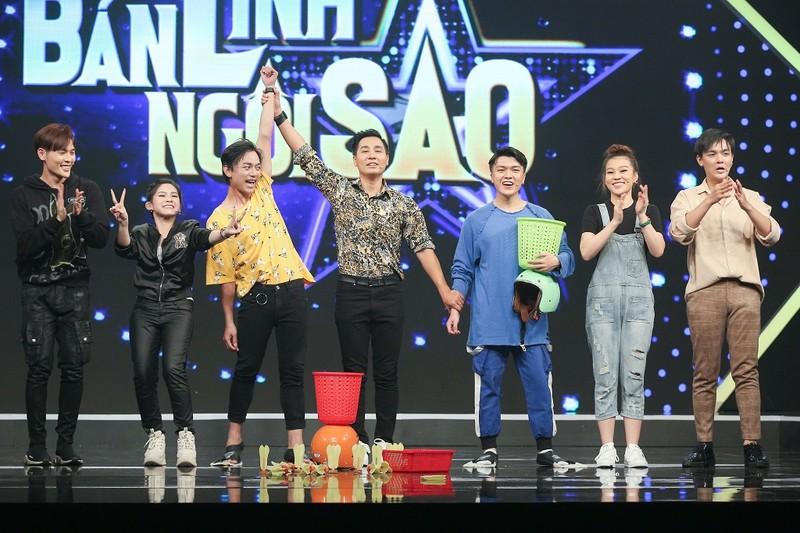 Bảo Như, Bình Tinh náo loạn sân khấu Bản lĩnh ngôi sao - ảnh 3