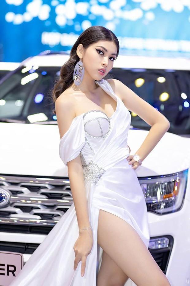 Ngắm Ngọc Thảo thí sinh Hoa Hậu Việt Nam có đôi chân dài 1m11 - ảnh 10