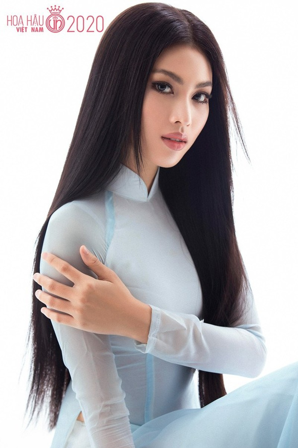 Ngắm Ngọc Thảo thí sinh Hoa Hậu Việt Nam có đôi chân dài 1m11 - ảnh 12