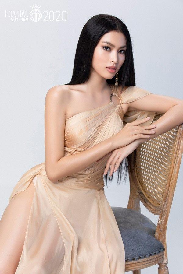 Ngắm Ngọc Thảo thí sinh Hoa Hậu Việt Nam có đôi chân dài 1m11 - ảnh 13