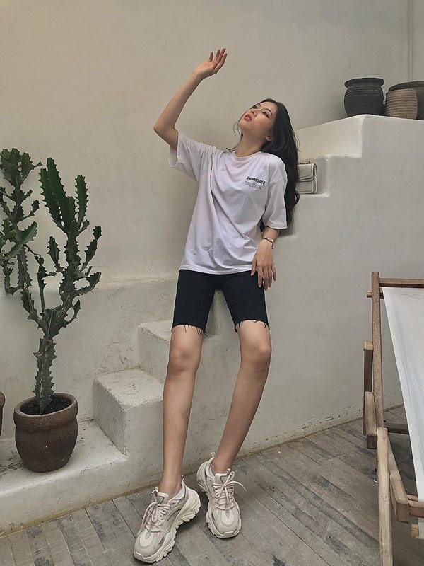 Ngắm Ngọc Thảo thí sinh Hoa Hậu Việt Nam có đôi chân dài 1m11 - ảnh 5