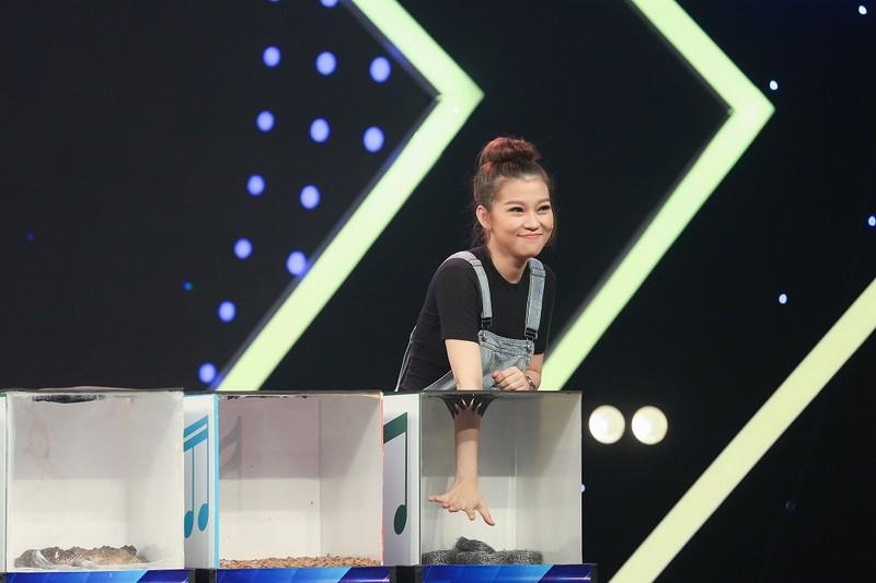 Bảo Như, Bình Tinh náo loạn sân khấu Bản lĩnh ngôi sao - ảnh 4