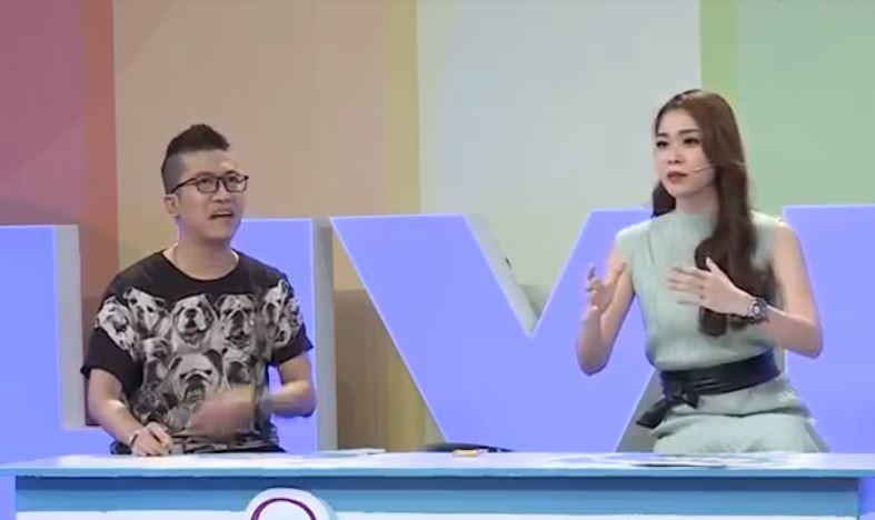 Vân Trang, Hùng Thuận tranh luận quyết liệt với Diệp Bảo Ngọc  - ảnh 3