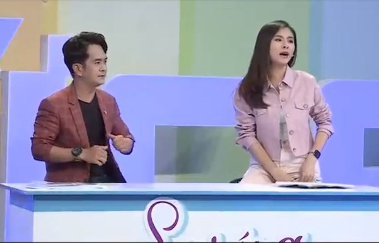 Vân Trang, Hùng Thuận tranh luận quyết liệt với Diệp Bảo Ngọc  - ảnh 4