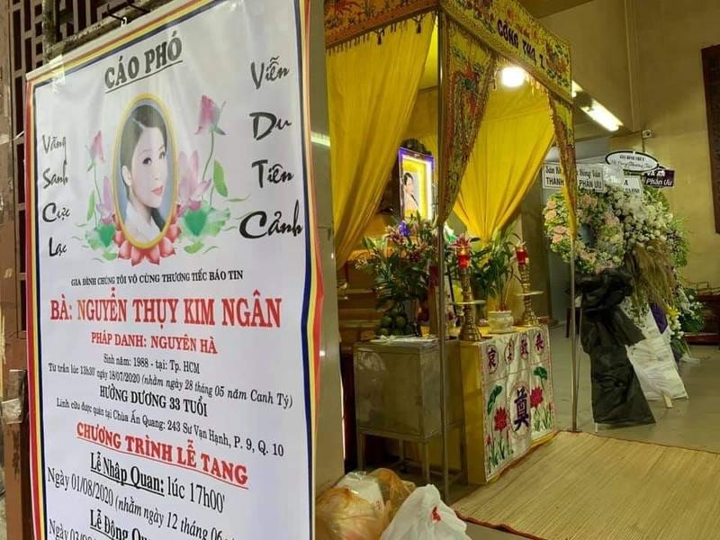 Diễn viên Kim Ngân qua đời - đồng nghiệp, bạn bè thương tiếc - ảnh 1