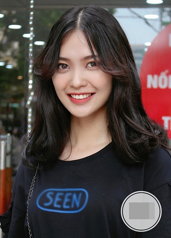 Ngắm Nông Thúy Hằng đạt giỏi Văn quốc gia thi Hoa hậu - ảnh 5