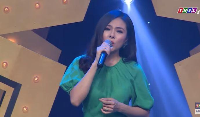 Vân Trang hát nhạc phim Dòng nhớ của ca sĩ Ngọc Sơn  - ảnh 2