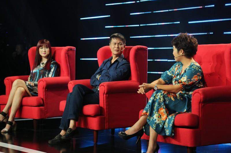 MC Quyền Linh 'cà khịa' đàn anh Lê Hoàng - ảnh 3