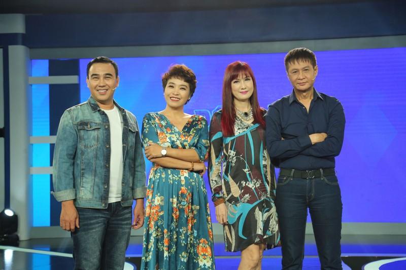 MC Quyền Linh 'cà khịa' đàn anh Lê Hoàng - ảnh 5