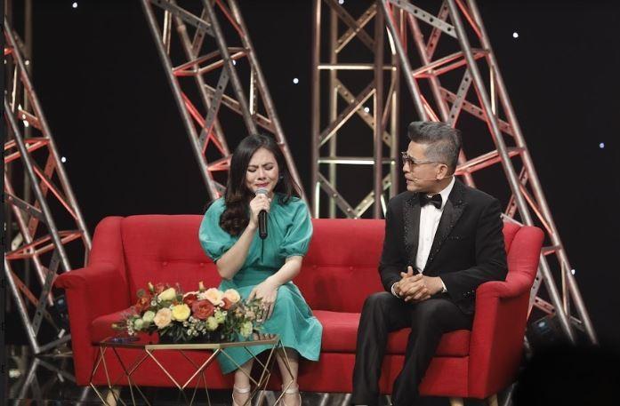 Vân Trang bật khóc sau 4 năm ngừng diễn chăm sóc con - ảnh 3