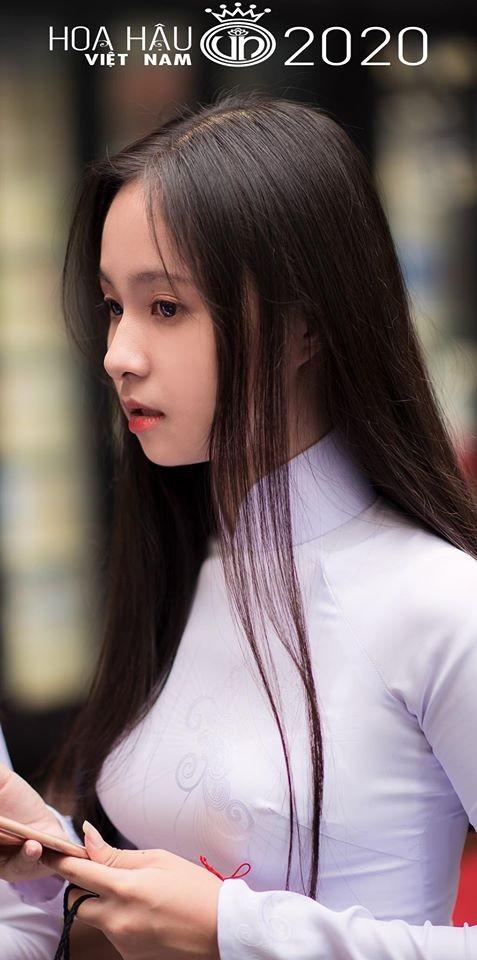 Ngắm Song Thư - nữ sinh Luật thi Hoa hậu Việt Nam 2020 - ảnh 11