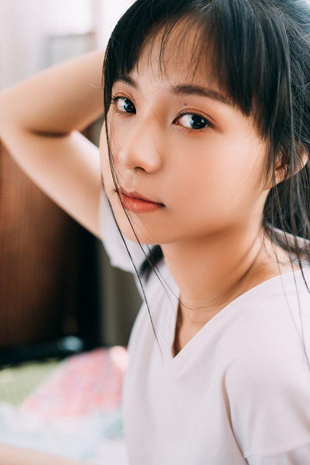 Ngắm Song Thư - nữ sinh Luật thi Hoa hậu Việt Nam 2020 - ảnh 6