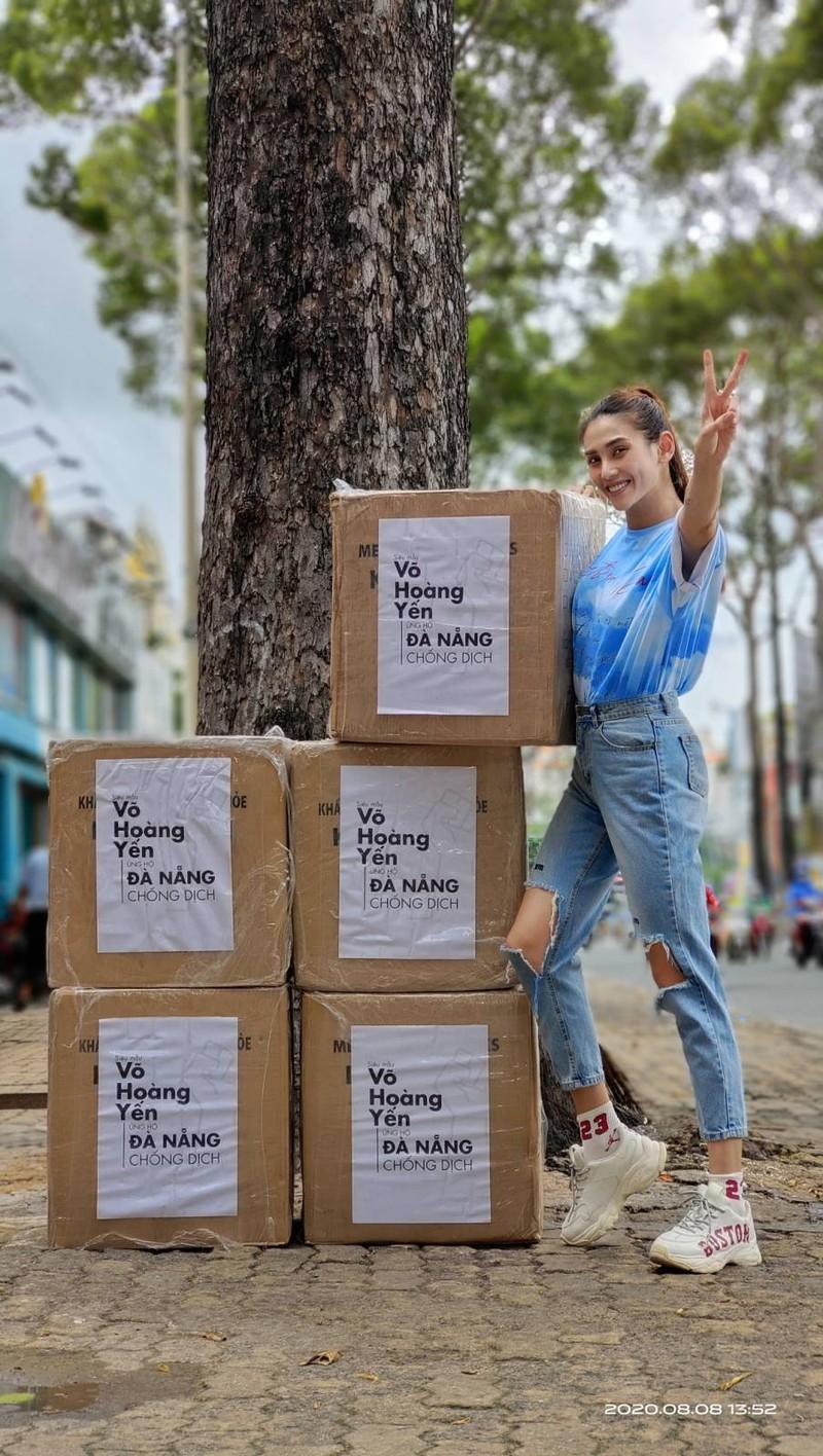Sao Việt chung tay hướng về Đà Nẵng, Hoài Linh làm thơ  - ảnh 2