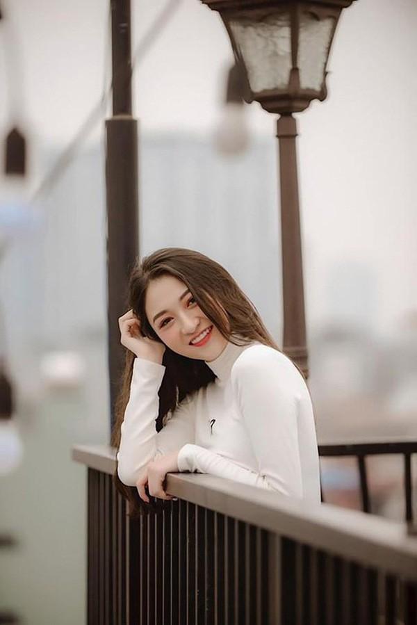 Ngắm hình ảnh diễn viên Vũ Anh Thư thi Hoa hậu Việt Nam - ảnh 8