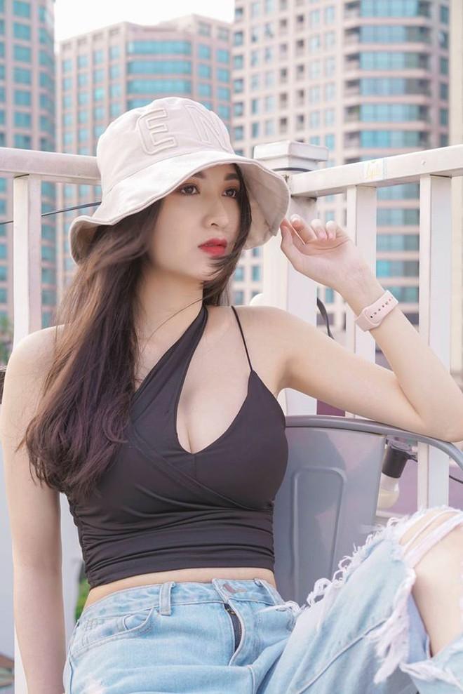 Ngắm hình ảnh diễn viên Vũ Anh Thư thi Hoa hậu Việt Nam - ảnh 14