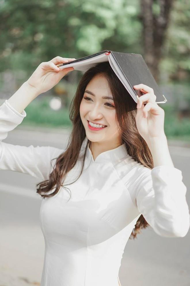 Ngắm hình ảnh diễn viên Vũ Anh Thư thi Hoa hậu Việt Nam - ảnh 1