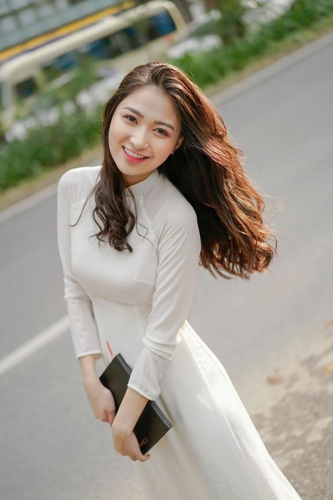 Ngắm hình ảnh diễn viên Vũ Anh Thư thi Hoa hậu Việt Nam - ảnh 2