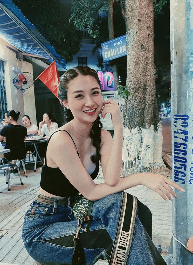 Ngắm hình ảnh diễn viên Vũ Anh Thư thi Hoa hậu Việt Nam - ảnh 10