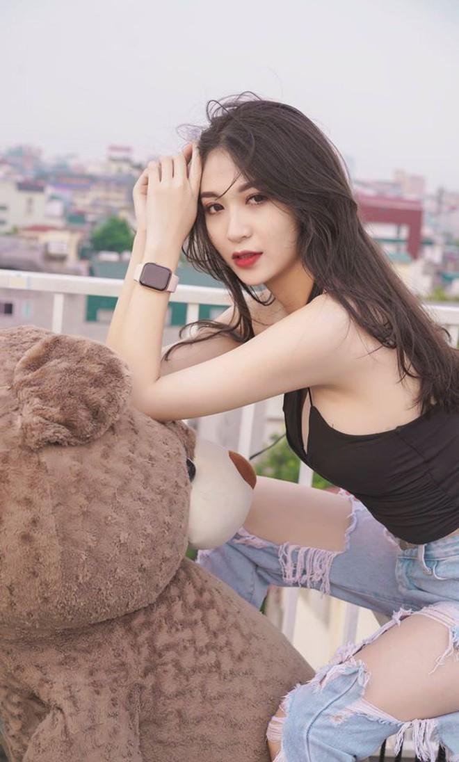 Ngắm hình ảnh diễn viên Vũ Anh Thư thi Hoa hậu Việt Nam - ảnh 18