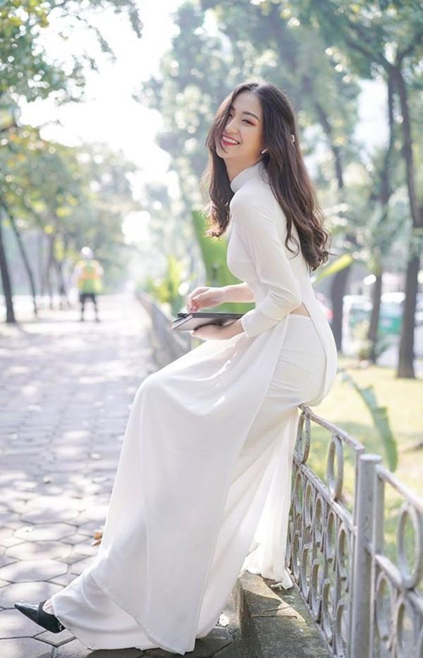 Ngắm hình ảnh diễn viên Vũ Anh Thư thi Hoa hậu Việt Nam - ảnh 3