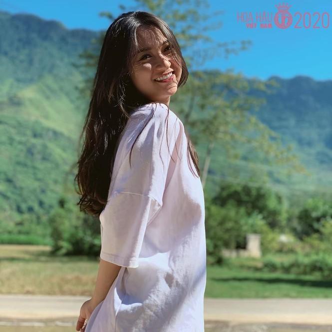 Ngắm hình ảnh diễn viên Vũ Anh Thư thi Hoa hậu Việt Nam - ảnh 19