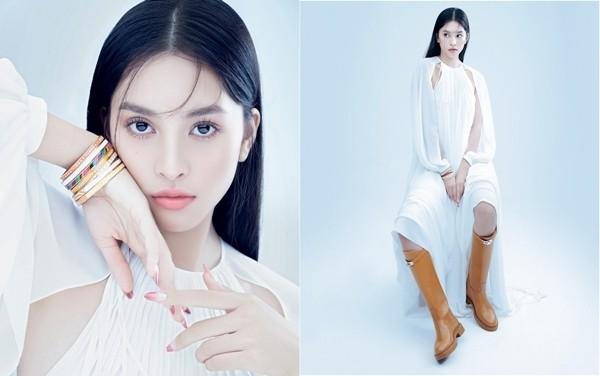 Hoa hậu Tiểu Vy đón tuổi 20 với bộ ảnh xinh đẹp, gợi cảm - ảnh 20