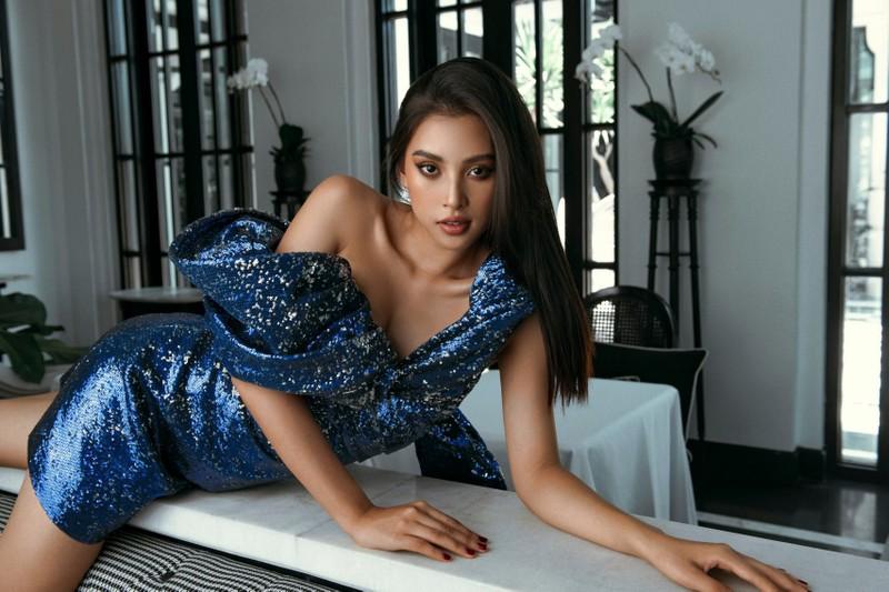 Hoa hậu Tiểu Vy đón tuổi 20 với bộ ảnh xinh đẹp, gợi cảm - ảnh 7