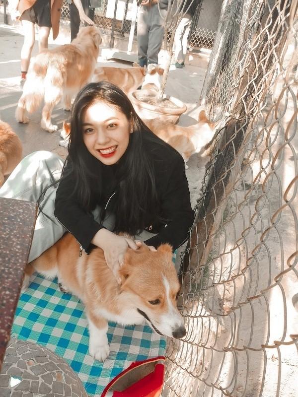 Ngắm Quỳnh Trang - nữ sinh chuyên Toán thi Hoa hậu Việt Nam  - ảnh 9
